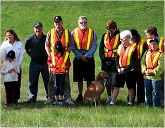 Citizen Patrol Volunteers