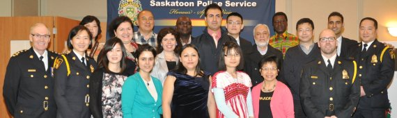 Interpreter Class Photo