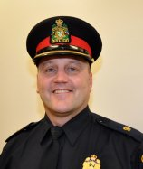 Inspector Dale Solie