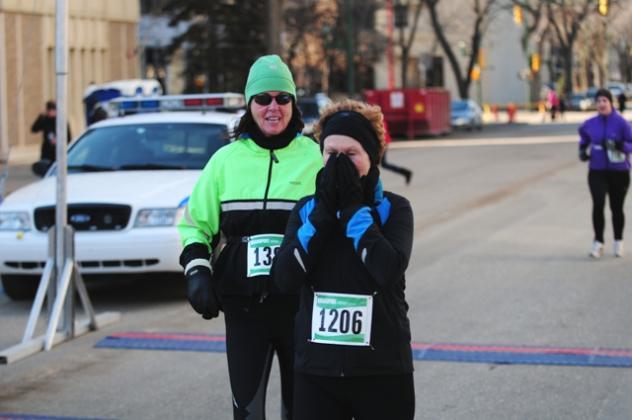 2013 Saskatoon Police Half Marathon