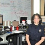 Special Constable Jackie Thaller, 2013 Telecommunicator of the Year