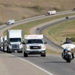 World's Largest Truck Convoy 2009