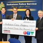 CTV presentation to Crime Stoppers