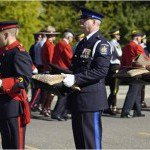 Sask Police and Peace Officers Memorial 2010