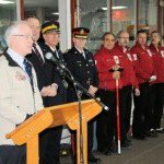 2013 Canadian Police Curling Championship - Opening Ceremony