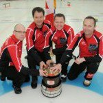 2013 Canadian Police Curling Championship - Team Canada skipped by Cst. Jason Jacobson