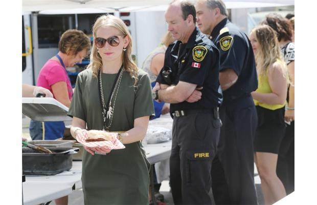 Police Barbecue 2015
