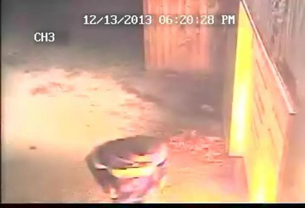 "Arson Investigation - 100 block Avenue K South. The suspect is described as a male, 5'9""…"