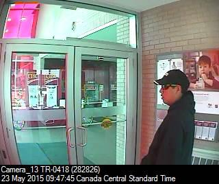 Can you identify this armed robbery suspect described as First Nations descent, aged in his…