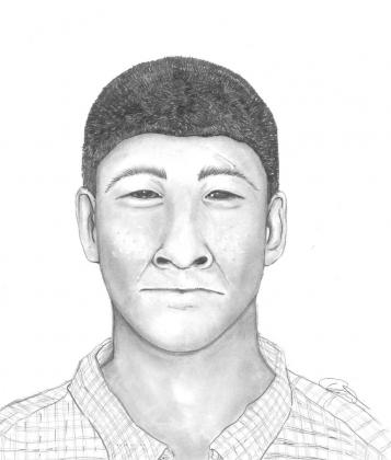 Unknown Male - Described as Indigenous, late teens or early 20's,120-130lbs, brush cut,…