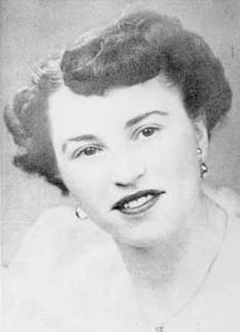 Kathleen 'Grace' Johnston - Last seen October 20, 1953