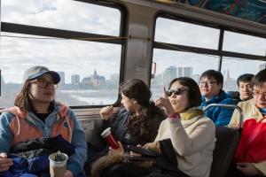 New Canadians city tour