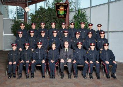 Saskatchewan Police College - Class 65