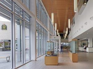 HQ Main Entrance Lobby