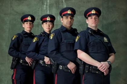 Saskatoon Police Officers