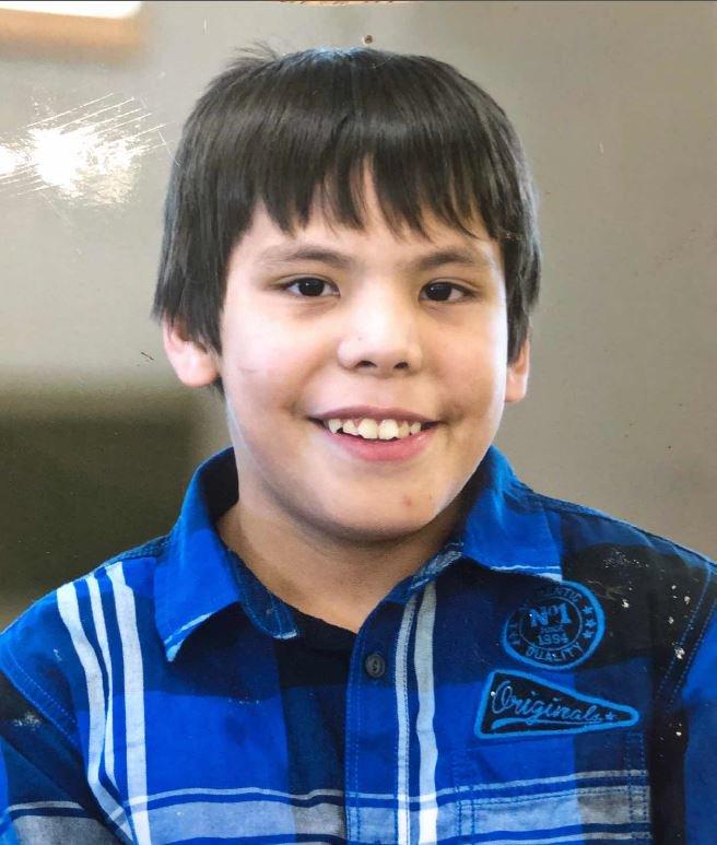 Missing 10 Year Old Boy In Saskatoon