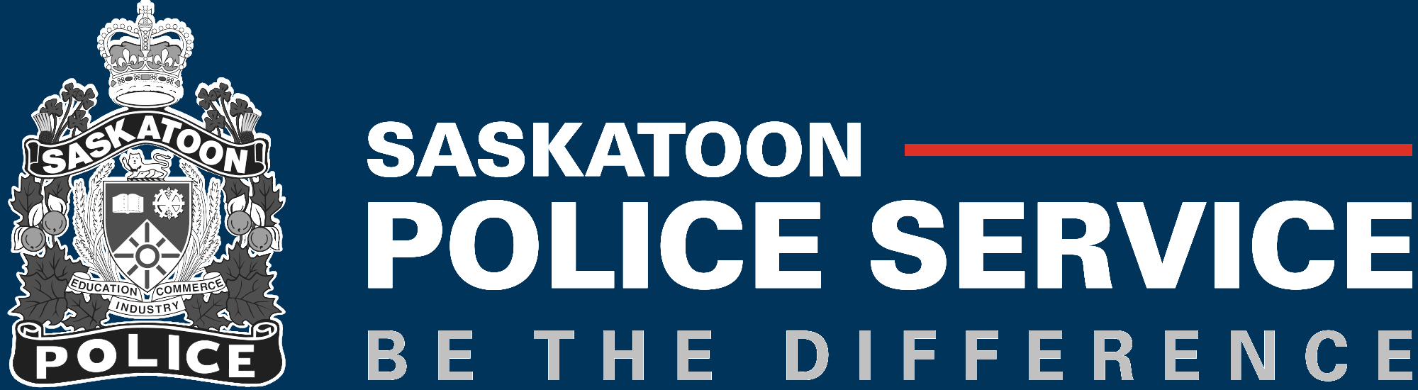 Saskatoon Police Service: Be the Difference.